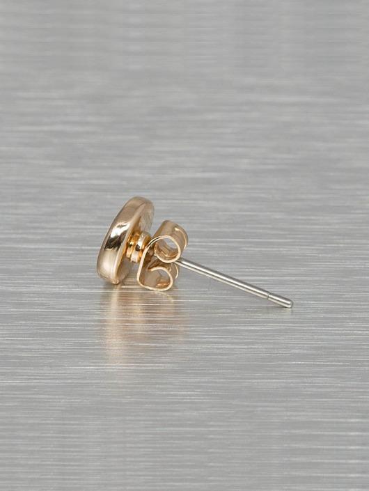 Pieces Ohrringe pcMalle New Basic goldfarben