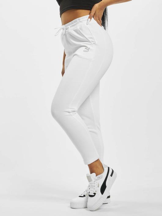 805ca1e4a8 Puma   blanc Femme Jogging 552524