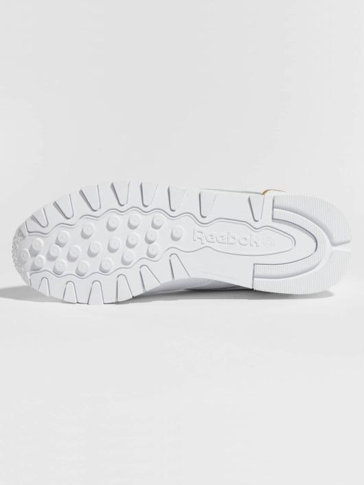 Reebok Сникеры Leather HW белый