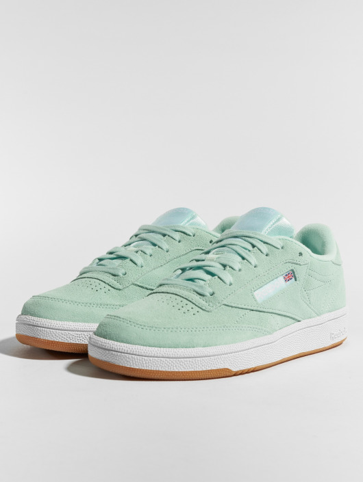 Reebok Sneaker Club C 85 grün