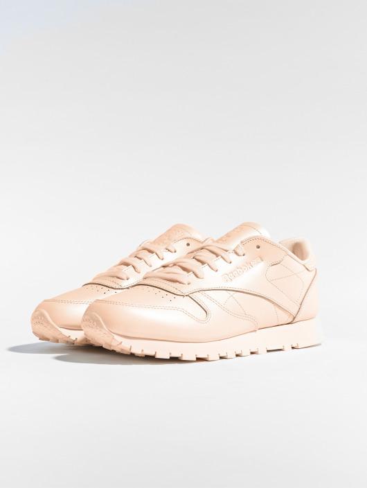 Reebok Sneaker CL LTHR rosa