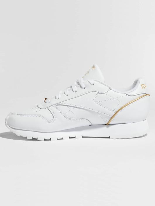 Reebok Sneakers Leather HW biela