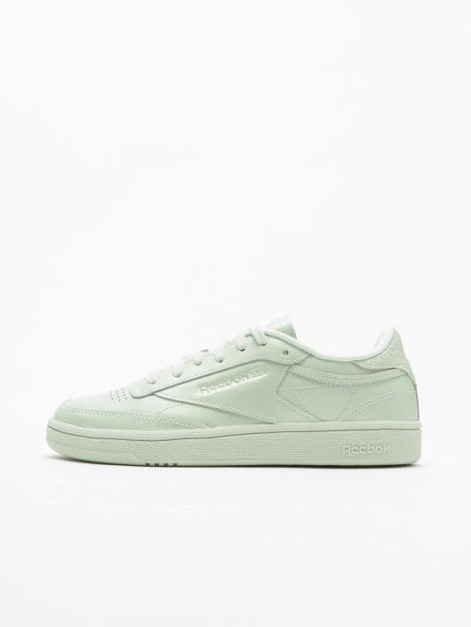 Reebok Sneakers CLUB C 85 turquoise