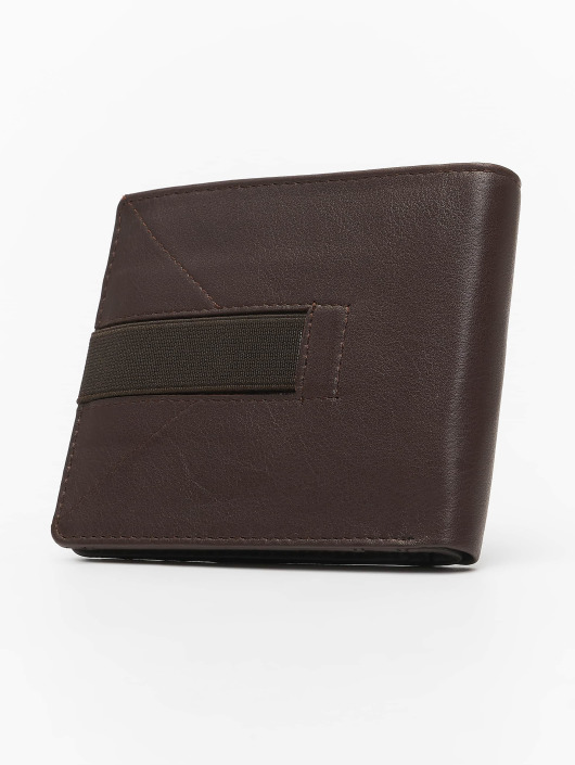 Reell Jeans Peňaženky Strap Leather hnedá