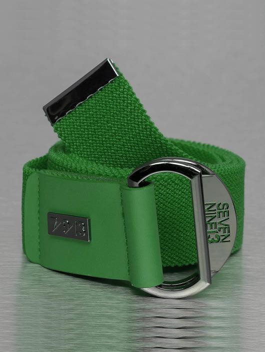 Seven Nine 13 Opasky Looper Stretch zelená