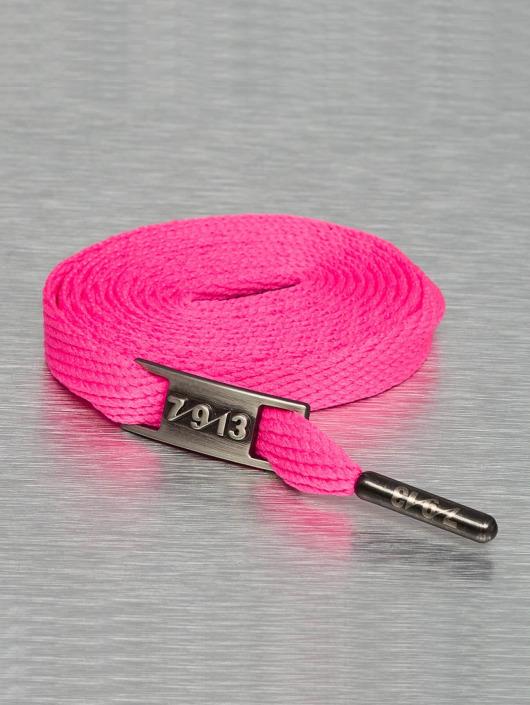 Seven Nine 13 Schnüsenkel Full Metal pink