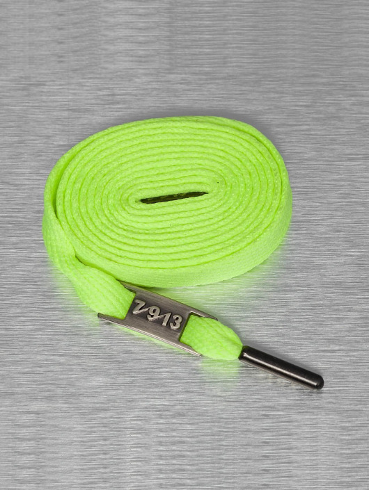 Seven Nine 13 Shoelace Full Metal green