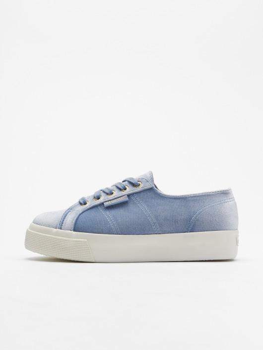 Superga Sneaker 2730 Polyvelu blau