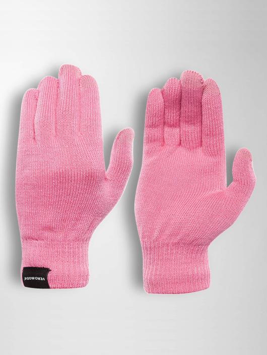 Vero Moda Rękawiczki vmVilde pink