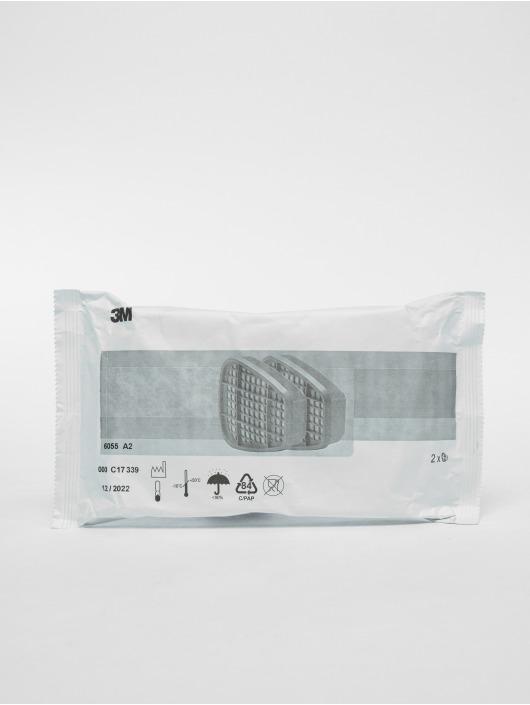 3M Équipement 6055 A2 Filter 2Er Pack blanc