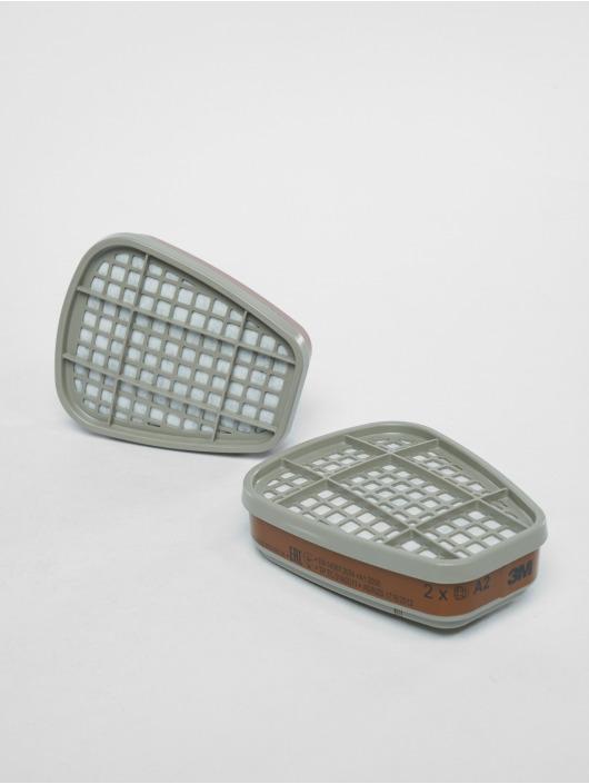 3M Equipment 6055 A2 Filter 2Er Pack weiß