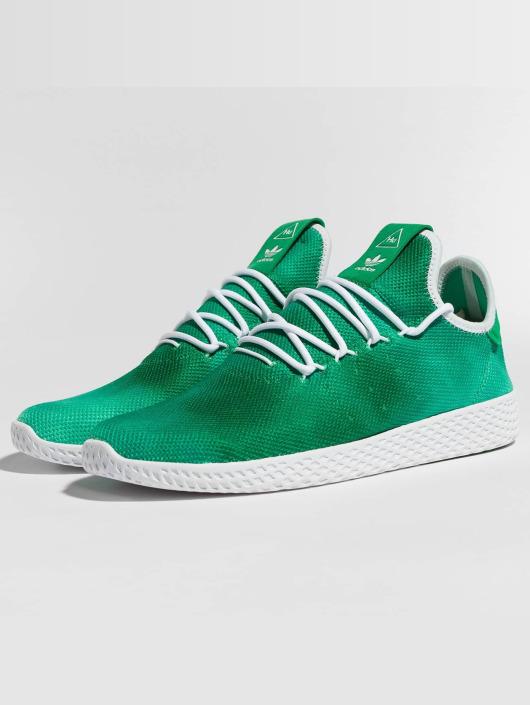 adidas originals Сникеры PW HU Holi Tennis H зеленый