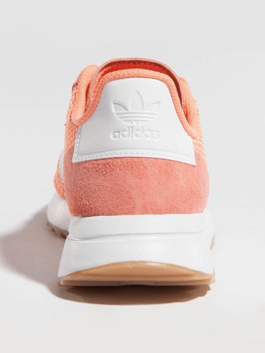 adidas originals Сникеры originals Flashback Runner оранжевый
