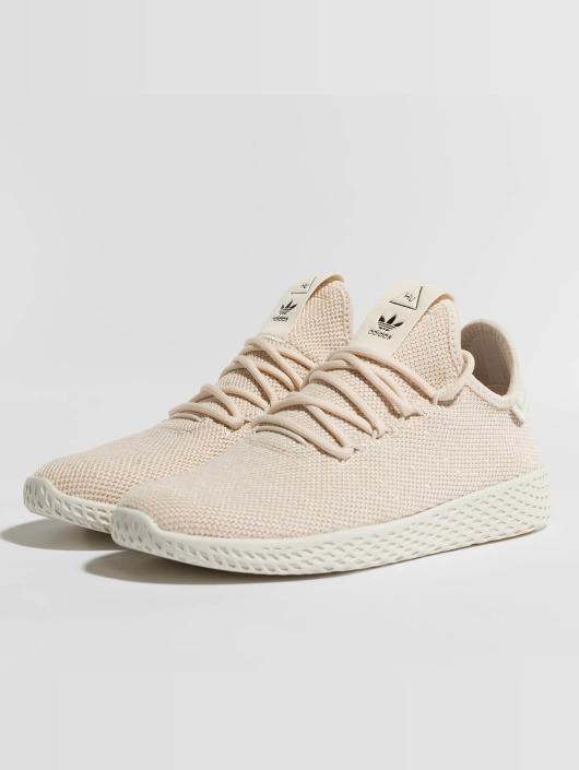 c60aeed14 ... adidas originals Baskets PW Tennis HU beige ...