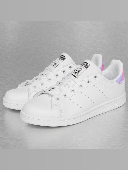 hot sale online 4b2c5 01aaa ... adidas originals Baskets Stan Smith blanc ...