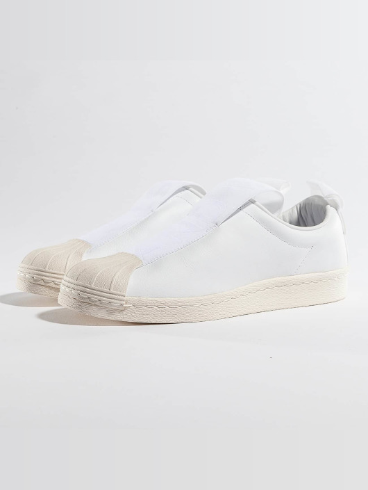 ... adidas originals Baskets Superstar BW35 S blanc ...