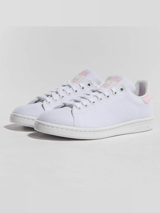 adidas originals   Stan Smith blanc Femme Baskets 409961 dc87f9f1c355