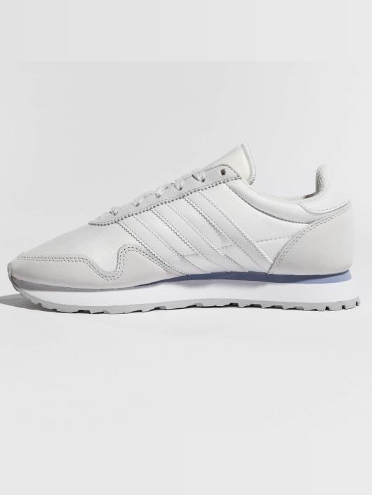 Détails sur adidas Originals Baskets Haven Blanc Gris Femme