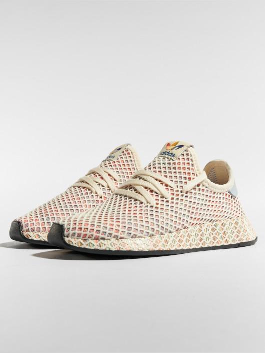 ... adidas originals Baskets Deerupt Pride blanc ...