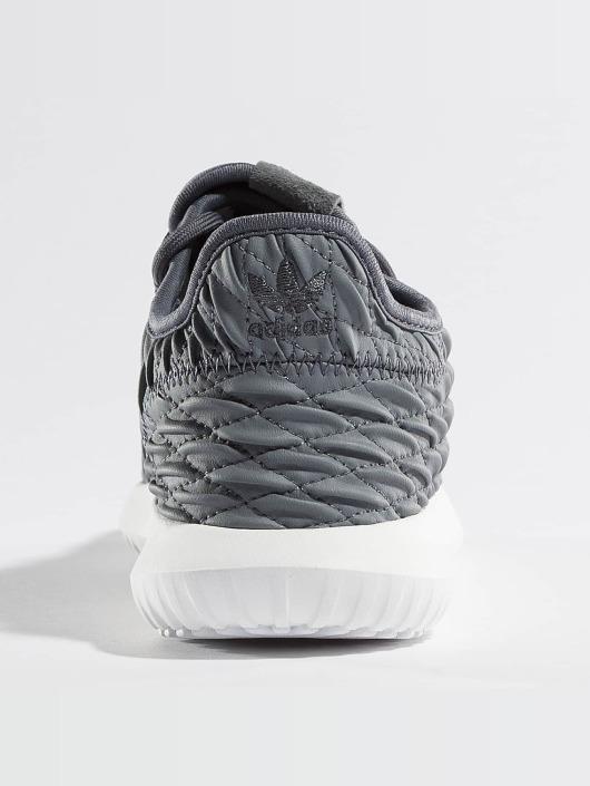 ... adidas originals Baskets Tubular Shadow gris ...