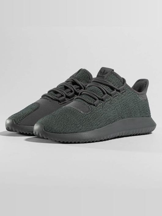 ... adidas originals Baskets Tubular Shadow gris ...