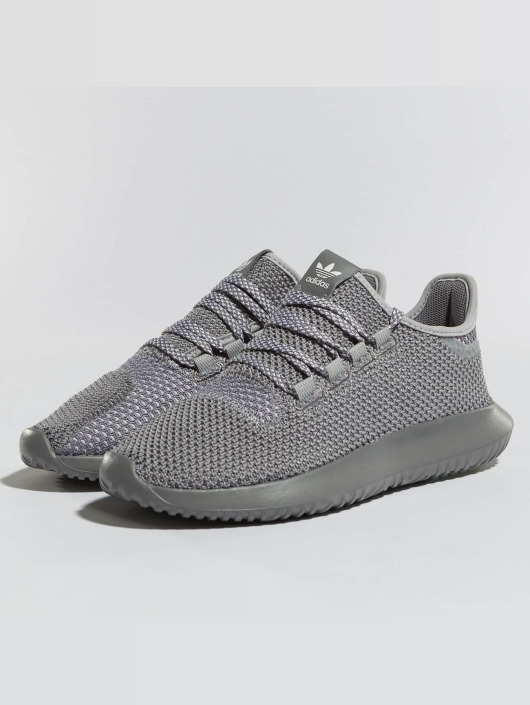 ... adidas originals Baskets Tubular Shadow CK gris ...