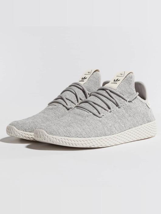 huge discount 20820 d875f ... adidas originals Baskets Pharrell Williams Tennis HU gris ...
