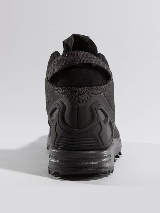 ... adidas originals Baskets ZX Flux 5/8 TR noir ...