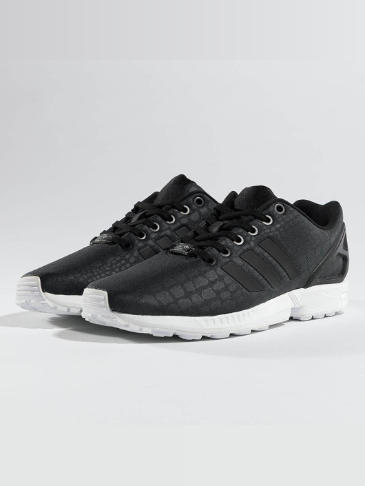 ... adidas originals Baskets ZX Flux noir ...