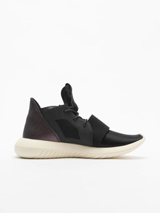 Adidas Originals Tubular Defiant Baskets Femme Noir 560527 htdsxrCBQ