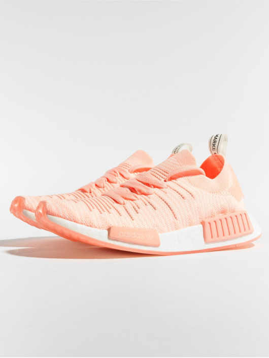 uk availability b25cd 02ea8 ... adidas originals Baskets Nmd r1 Stlt Pk W orange ...