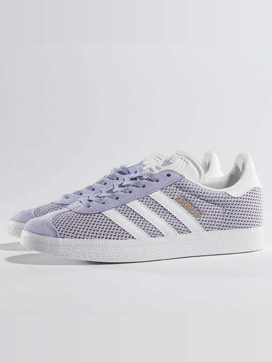 adidas originals Baskets Gazelle W pourpre ...