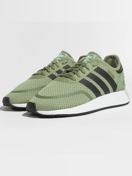 Adidas Baskets Runner 397123 Cls Vert Originals Femme Iniki 6g6rT8aO