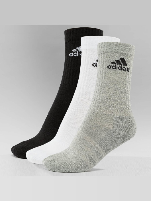 adidas originals Chaussettes 3-Stripes Per Cr HC 3-Pairs noir