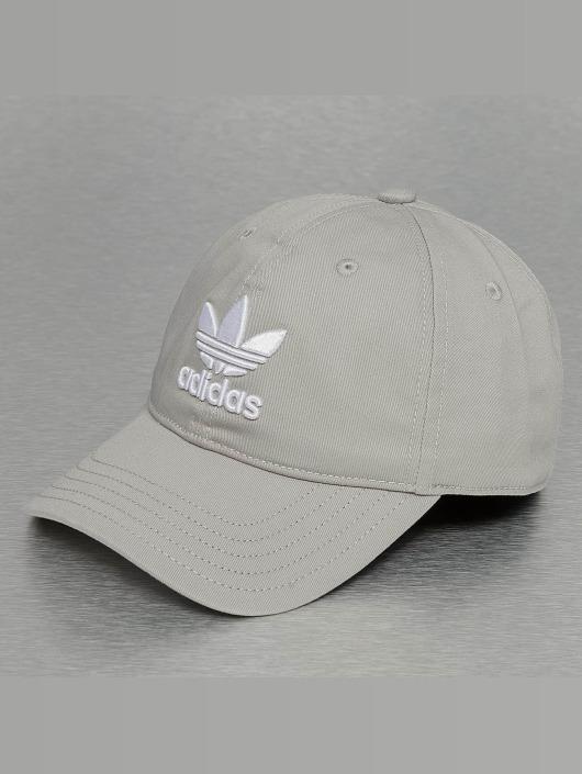 fda7a4901dd adidas originals Kasketter   Snapback Caps Trefoil i grå 302567