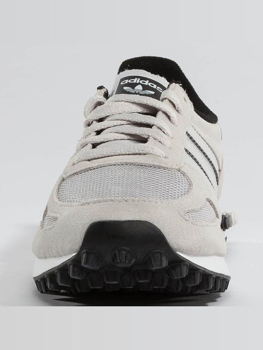 adidas originals schoen Basket LA Trainer OG in grijs 360132