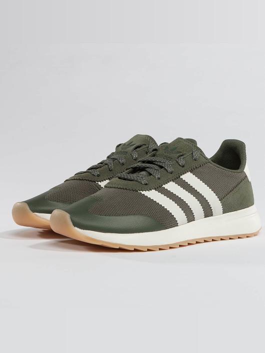 ae7c4f00d63 adidas originals sneaker FLB groen  adidas originals sneaker FLB groen ...