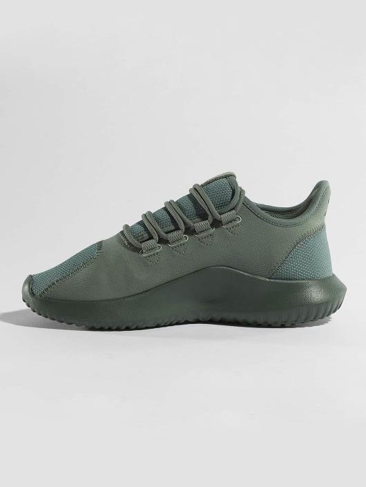 Adidas Tubular Shadow J Sneakers Trace GreenTrace GreenTactile Yellow
