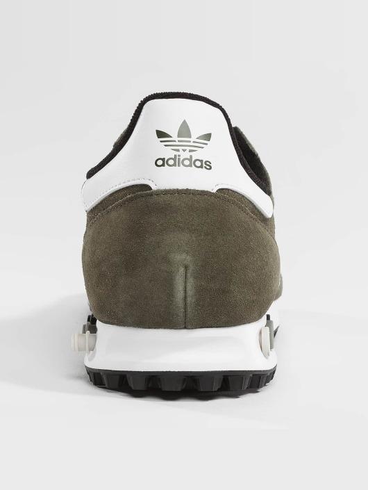 adidas originals Sneaker LA Trainer OG grün