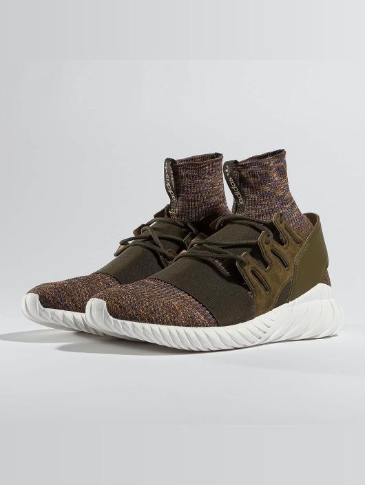 2d78438b5d41 adidas originals Herren Sneaker Tubular Doom PK in olive 370849
