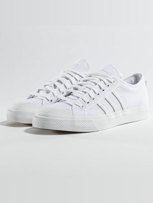 save off 28a04 6e73c Adidas ADIDAS NIZZA Herren Sneaker Weiß weiß -  versicherungsvergleich-pilot.de