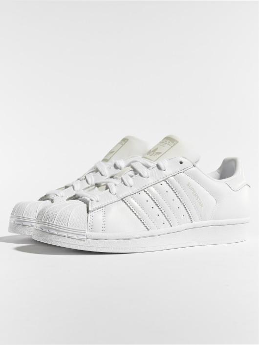 ebaf22267f adidas originals Damen Sneaker Superstar W in weiß 498446