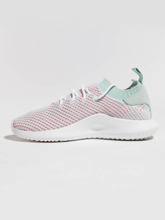 Adidas Tubular Shadow PK Sneakers Ftw WhiteAsh GreenTrace Scarlet