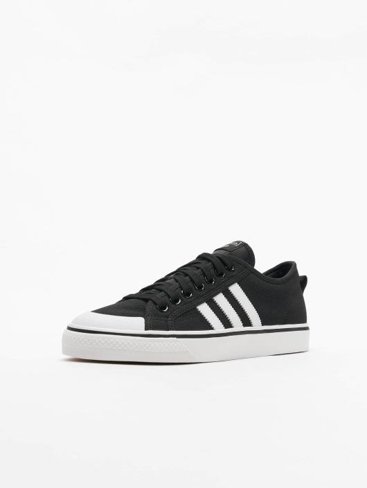 Adidas Nizza Sneakers Core BlackFootwear WhiteFootwear White