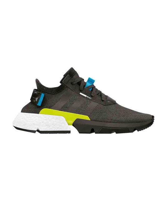 23601012635 adidas originals schoen / sneaker POD-S3.1 in zwart 551129