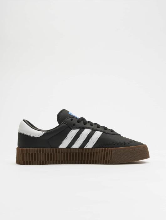 adidas originals Sneakers Sambarose black