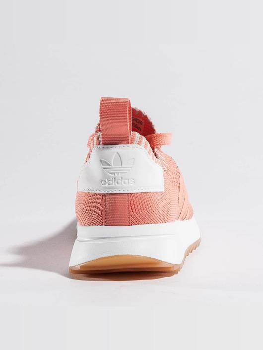 adidas originals Sneakers FLB W PK pomaranczowy