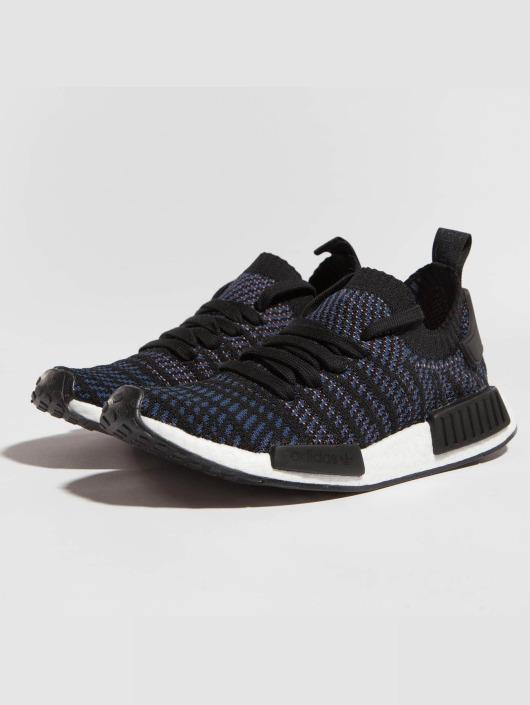 Kvinna Sneakers 28765427 Adidas NMD_R1 skor Shock PinkCore