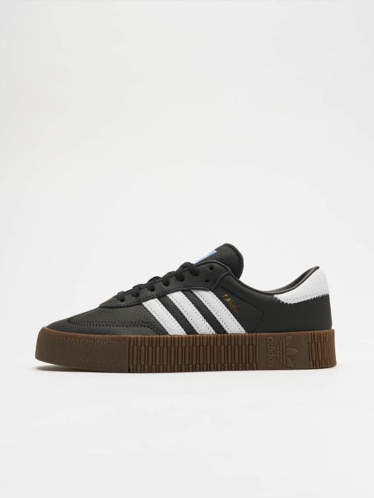 9891d4892193 adidas originals Sneakers Sambarose svart  adidas originals Sneakers  Sambarose svart ...