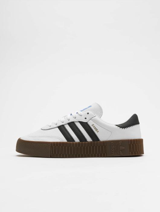 4844b4a83c8f adidas originals Sneakers Sambarose vit  adidas originals Sneakers Sambarose  vit ...